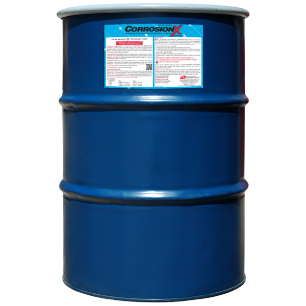 CorrosionX® Aviation im Kunststoff-Fass 208,20 Liter (55 Gallon)